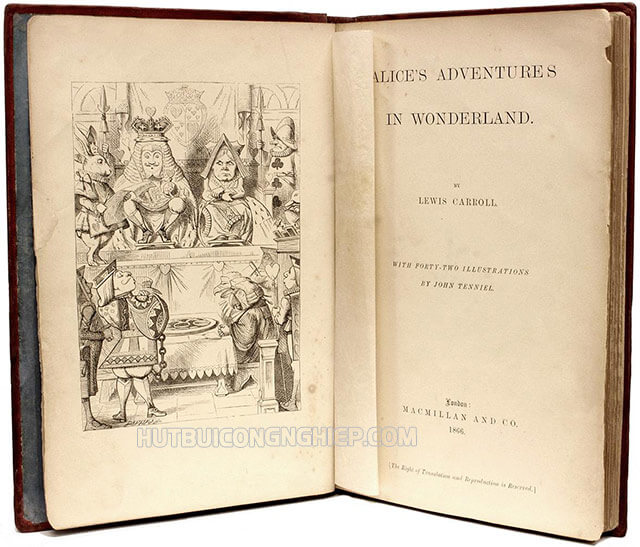 John Tenniel và Alice's Adventures in Wonderland