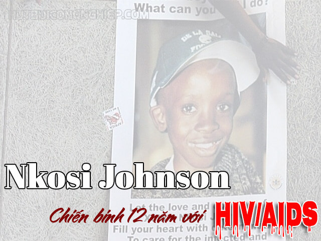 Nkosi Johnson