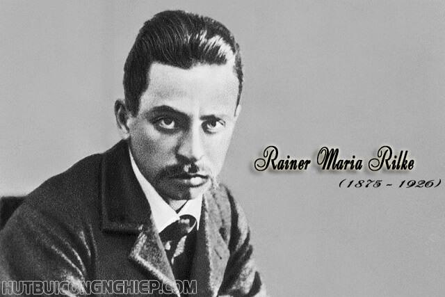 Rainer Maria Rilke hồn thơ tài hoa đậm triết lý nhân sinh