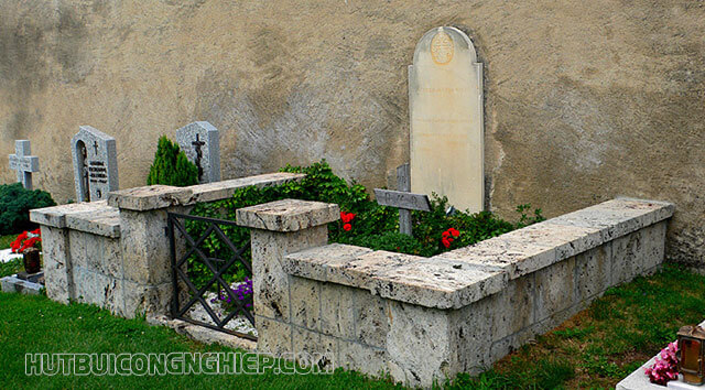 Mộ phần của Rainer Maria Rilke