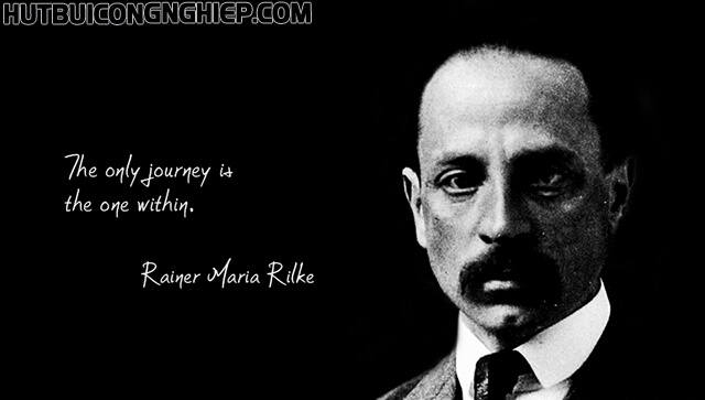 Chân dung Rainer Maria Rilke