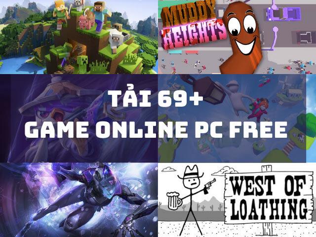 69+ Game online PC hay, hài, free 2021 – ĐỦ MỌI THỂ LOẠI