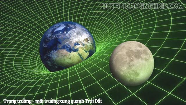 Trái đất được gọi là trọng trường