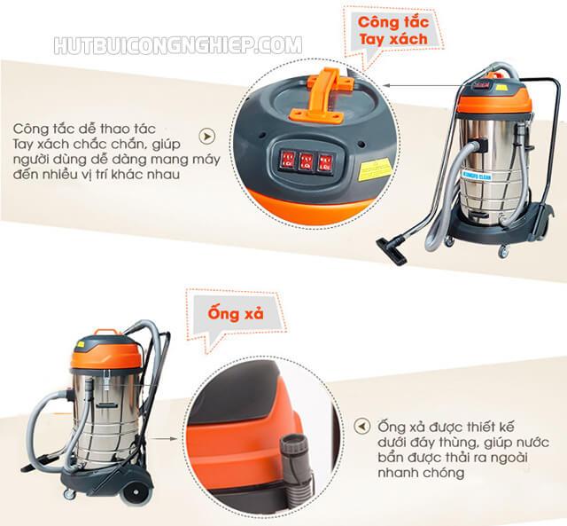 model Kungfu Clean KF 80A