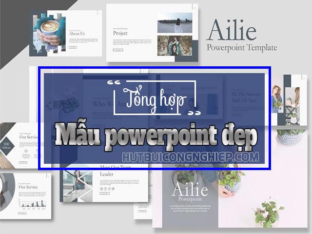 [TỔNG HỢP] 20+ mẫu powerpoint đẹp, miễn phí cho bài thuyết trình