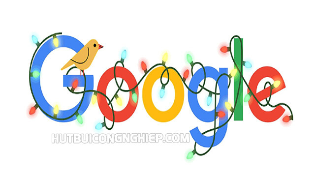 Giao diện của Google Doodle trong dịp cuối năm 2020