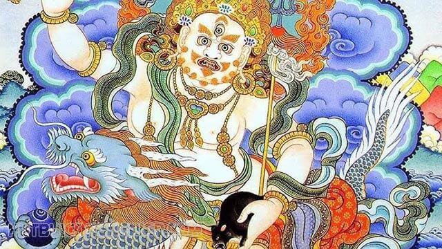 Bạch Thần Tài - vị thần phụ trách mảng tâm tài