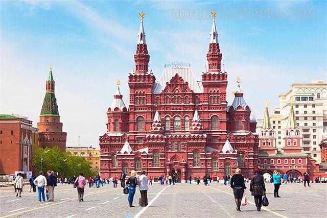 Về dân số, Nga xếp thứ 9 trong các nước đông dân nhất Thế giới