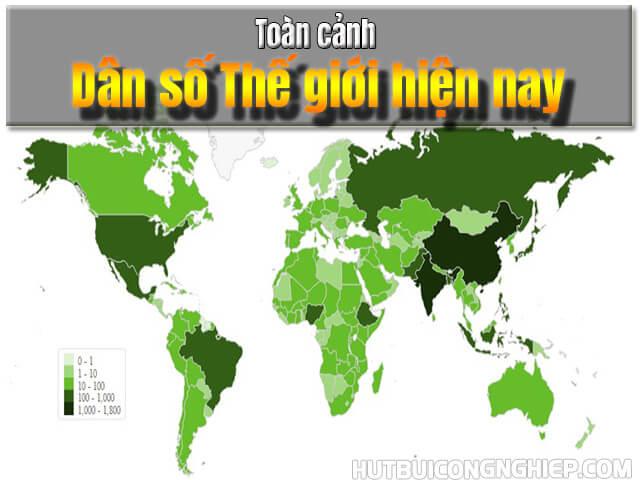 Phân tích toàn cảnh: Bức tranh dân số Thế giới hiện nay