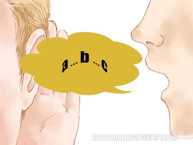Lắng nghe giãi bày để tâm trạng bớt được phần nào