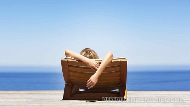 Cho cơ thể thời gian thư giãn, lấy lại cân bằng