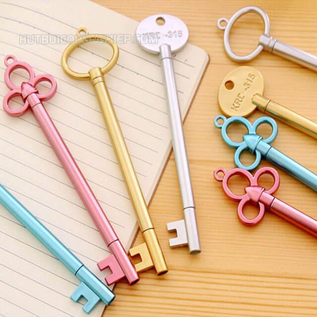 Mang theo chìa khóa, những vật có hình chìa khóa để may mắn hơn
